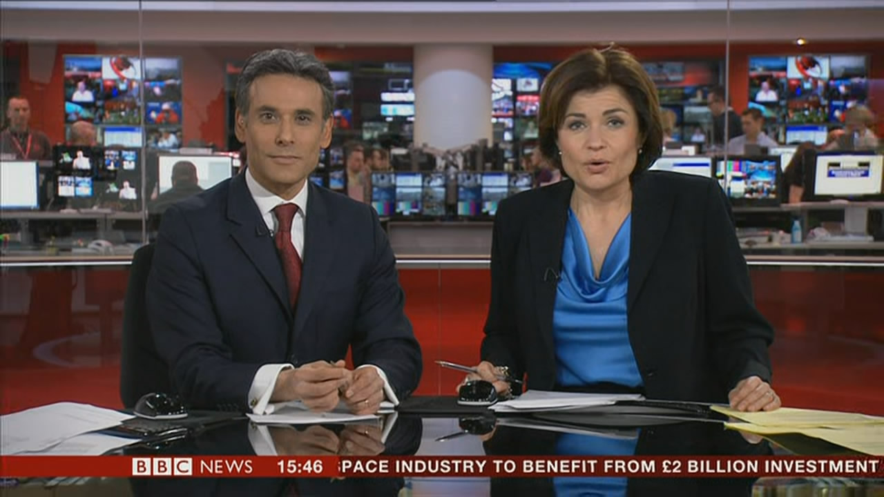 TV Whirl - BBC National Weather