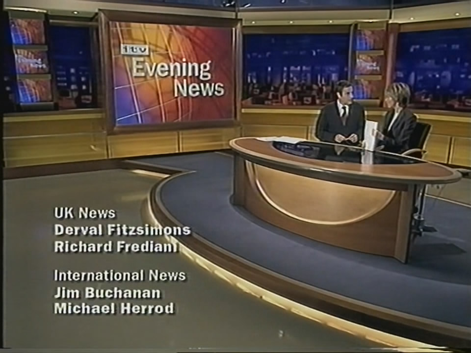Tv Whirl Itv News 1999 2009